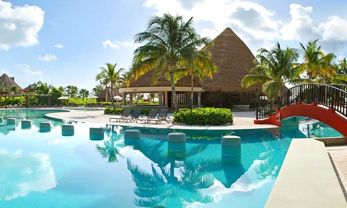 All-Inclusive Catalonia Playa Maroma Vacation with Airfare - Catalonia Playa Maroma: 5-Night All-Inclusive Catalonia Playa Maroma w/ Airfare. Price Per Person Based on Double Occupancy. Incl. Taxes & Fees