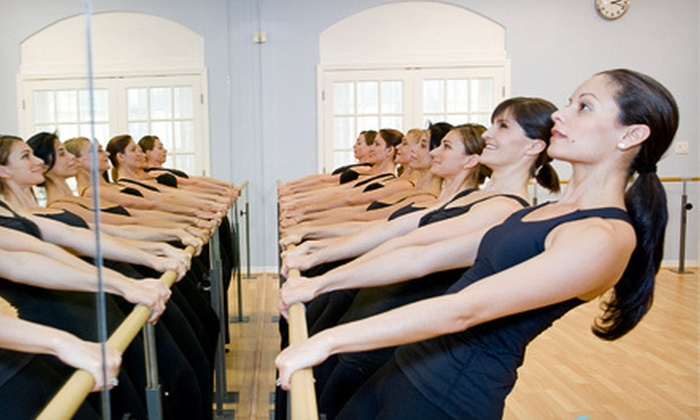 The Studios at Montecito Heights - Santa Rosa: 10 or 20 Xtend Barre or Yoga Classes at The Studios at Montecito Heights (61% Off)