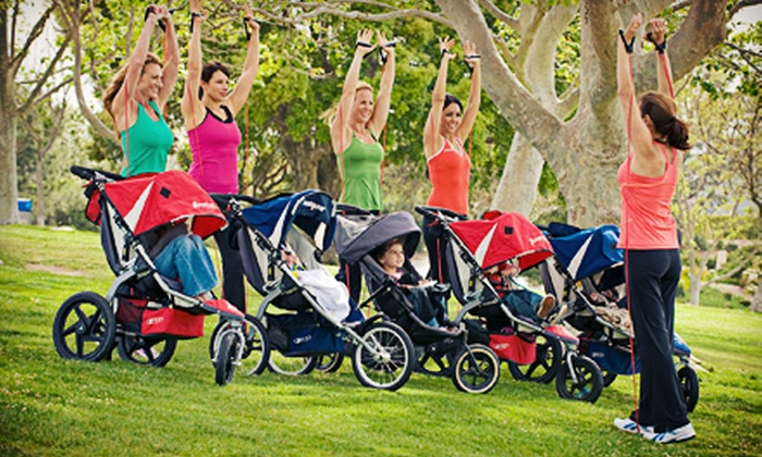 Stroller Strides of Northern NJ - Multiple Locations: One Month of Unlimited Mommy-Fitness Classes or Five Classes at Stroller Strides of Northern NJ (Up to 61% Off)