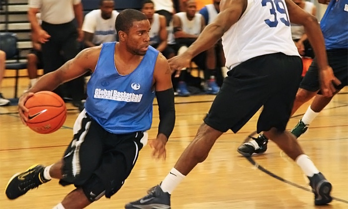 Global Basketball Summer League Final - Doolittle Community Center: Tickets to the Global Basketball Summer League Final at Doolittle Community Center on July 10 (Up to Half Off)