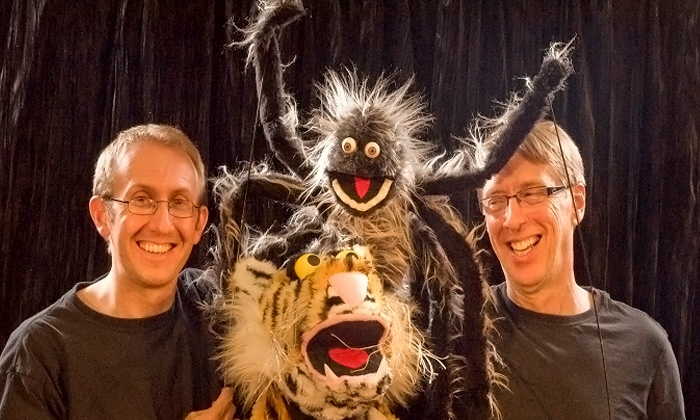 """""""Anansi The Spider"""" - Glenwood Arts Theater: Paul Mesner Puppets Presents """"Anansi the Spider"""" for Two or Four Through March 1 (50% Off)"""