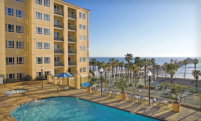 Wyndham Oceanside Pier Resort - Oceanside, CA: Stay at Wyndham Oceanside Pier Resort in Oceanside, CA