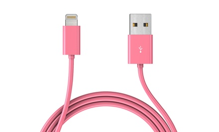 Mota Apple-Certified 6 or 10 Ft. iPhone 5 Lightning Cable
