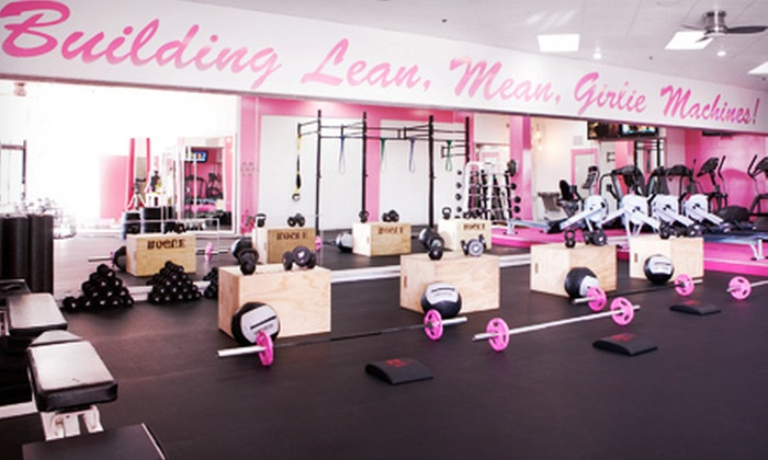 Pink Iron Gym - West Hollywood: 5, 10, or 20 Classes at Pink Iron Gym (Up to 71% Off)