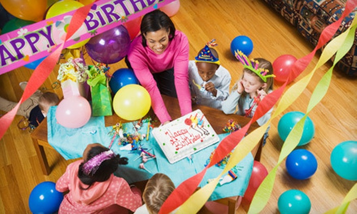 Edmonton Party Rental - Edmonton: $149 for a Birthday-Party Package for Up to 16 from Edmonton Party Rental ($312 Value)