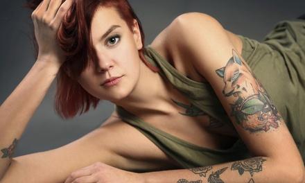 Buono sconto per tatuaggio di 100 €