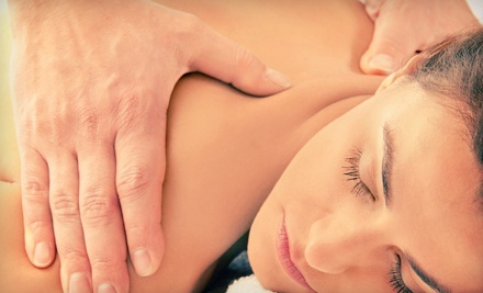 Swedish Massage or Deep Pore-Cleansing Facial or Both at Nu Image 12 SkinCare and Wellness (Up to 54% Off)