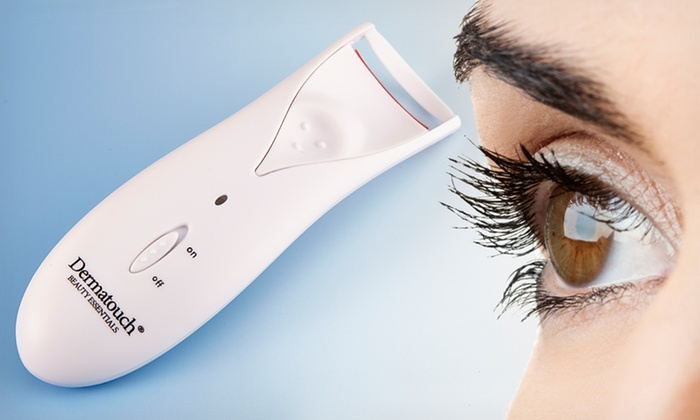 Dermatouch Heated Eyelash Curler: $11.99 for a Dermatouch Heated Eyelash Curler ($29.99 List Price). Free Returns.
