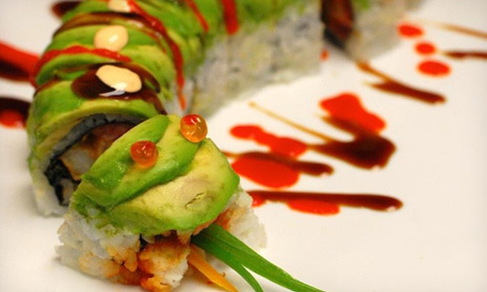 Fuji Ya - Northwestern Precinct: Dinner or Lunch Tasting Menus for Two at Fuji Ya (Up to 51% Off)