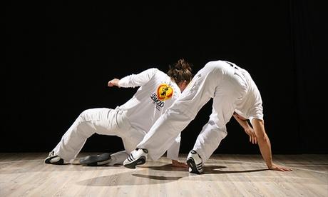 3, 6, 9 o 12 meses de clases de capoeira desde 24 €