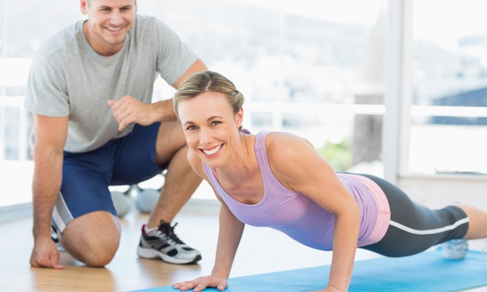 California Health Network - Santee: 5 30- or 60-Minute One on One Personal Training Sessions at California Health Network (Up to 67% Off)