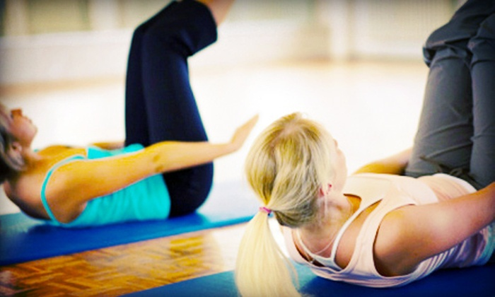 Point Loma Sports Club - Midway District: 10 or 20 Fitness Classes or Gym Visits at Point Loma Sports Club (Up to 93% Off)