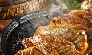 Terra latina: Beignets typiques portugais et plat brésilien Picanha grillée, option Caïpirinha pour 2 dès 29 € chez Terra latina