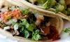 Que Taco - Stone Oak: Mexican Food at Que Taco (Up to Half Off)