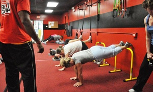 H2 Heaven and Hell Fitness: Unlimited Boot-Camp Classes or Kid's Camp at H2 Heaven and Hell Fitness (Up to 75% Off)