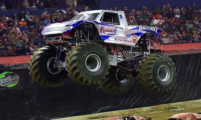 Monster Trucks - Miller Farms: Monster Trucks at Miller Farms on June 17–19