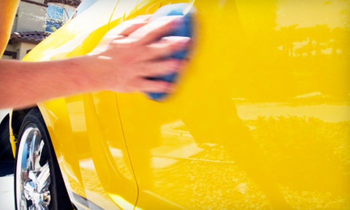 Magic Touch All Clean - San Francisco: $99 for Mobile Auto Detailing from Magic Touch All Clean ($250 Value)
