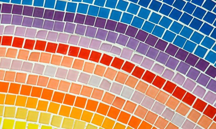 Unicorn Art Studio, Inc. - Chelsea: One or Three Three-Hour Mosaic Classes at Unicorn Art Studio, Inc. (Up to 61% Off)