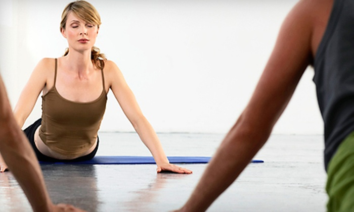 Vegas Hot! Yoga and Pilates - South West: 10 or 20 Fitness Classes Including Barefoot BootCamp and Kettlebells at Vegas Hot! Yoga and Pilates (Up to 86% Off)