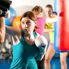 Up to 50% Off Kickboxing or Boxing Classes