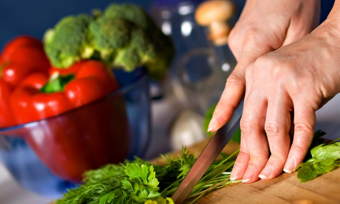 Simply Well - Virginia Beach: Healthy-Cooking Class for One or Two at Simply Well (Up to 83% Off)