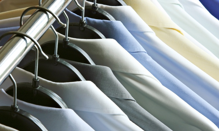 OneClick Cleaners - Clinton: $20 for $40 Worth of Dry Cleaning at OneClick Cleaners