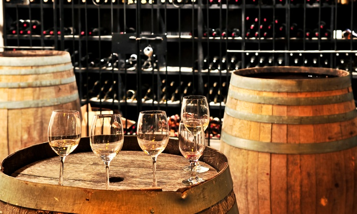 Distefano Winery Ltd - Valley Industrial: $5 Buys You a Coupon for $10 Off Wine Tasting For 2 ($20 Value) at Distefano Winery Ltd