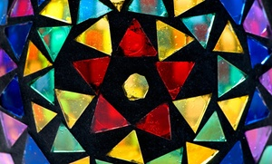 Tulsa Stained Glass: Stained-Glass Rings or Micro Stained Glass Class for One or Two at Tulsa Stained Glass (Up to 65% Off)