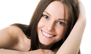 Glo Esthetics: One or Two Derma Peel Microneedling Facials at Glo Esthetics (Up to 58% Off)