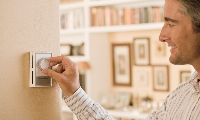 Thermotek - Atlanta: HVAC Inspection with Tune-Up and Option for Home-Efficiency Inspection from Thermotek (Up to 54% Off)