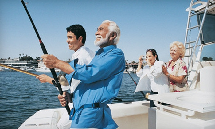 Corsair Sport Fishing - Harbordale: $99 for a Five-Hour Deep-Sea Fishing Trip from Corsair Sport Fishing ($249 Value)