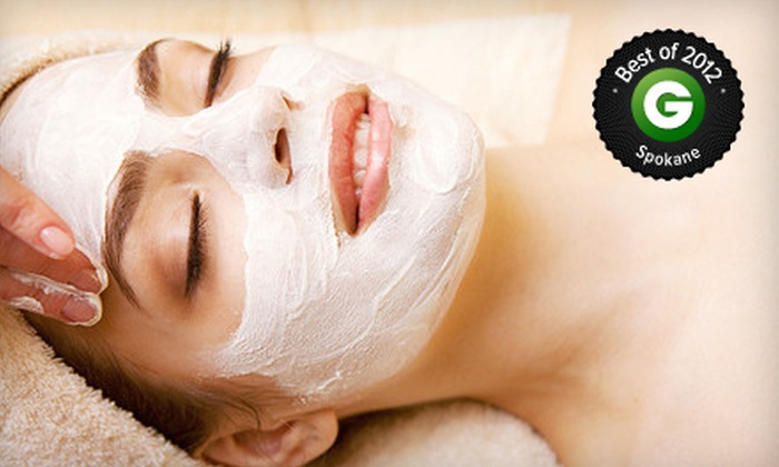 Spokane Skin Solutions - Cliff Cannon: One or Three Mini Peels and Facials at Spokane Skin Solutions (Half Off)
