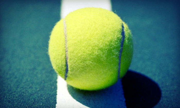play tennis! San Diego - Multiple Locations: Four or Six 60-Minute Tennis Lessons at play tennis! San Diego (Up to 67% Off)