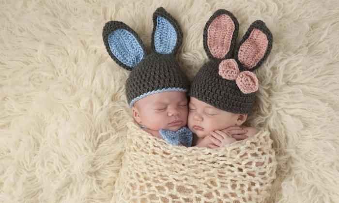 Amelia Otto Photography - Grand Rapids: 120-Minute Newborn Photo Shoot from Amelia Otto Photography (70% Off)