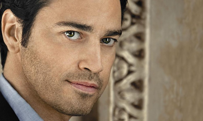 Mario Frangoulis - Harris Theater for Music and Dance: Mario Frangoulis at Harris Theater on April 7 at 7:30 p.m. (Up to 55% Off)