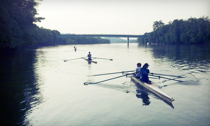 Pittsburgh Rowing Club - Coraopolis: Two or Four Private Rowing Lessons at Pittsburgh Rowing Club in Robinson (Up to 53% Off)