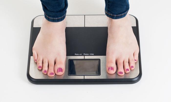 Digital BMI Bathroom Scale | Groupon Goods