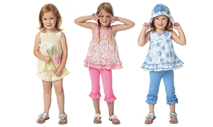 Candy Bean Girls' Tops: Candy Bean Girls' Tops. Multiple Styles Available from $11.99–$18.99.