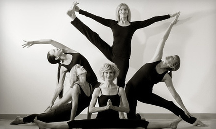 Down Under Yoga - Down Under School of Yoga: 5- or 10-Class Punch Card at Down Under Yoga in Newtonville (57% Off)