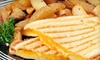 Early Bird Cafe - Boyle Street: Classic North American Food for One or Two at Early Bird Cafe (Half Off)