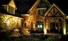 AMC Illuminations: $399 for a Landscaping Lighting Package from AMC Illuminations ($695 Value)