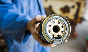 George's Automotive Repair: $29 for Oil Change with Tire Rotation, Inspection, and Fluid Top-Off at George's Automotive Repair ($60 Value)