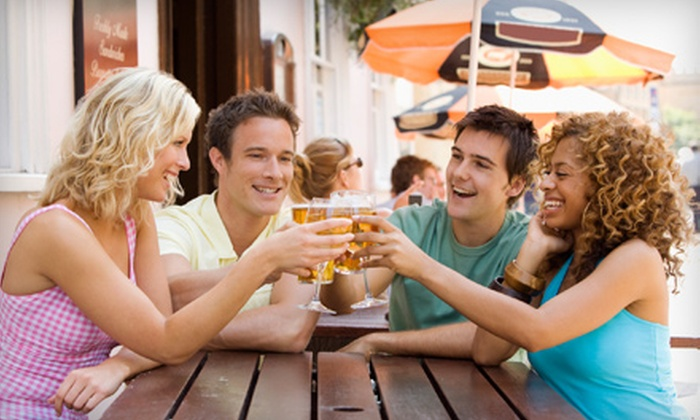 Beer and Wine Showcase - Valley Center: Valley Center Gourmet Food Truck Festival at Bates Nut Farm on Saturday, August 24 (54% off). Three Options Available.