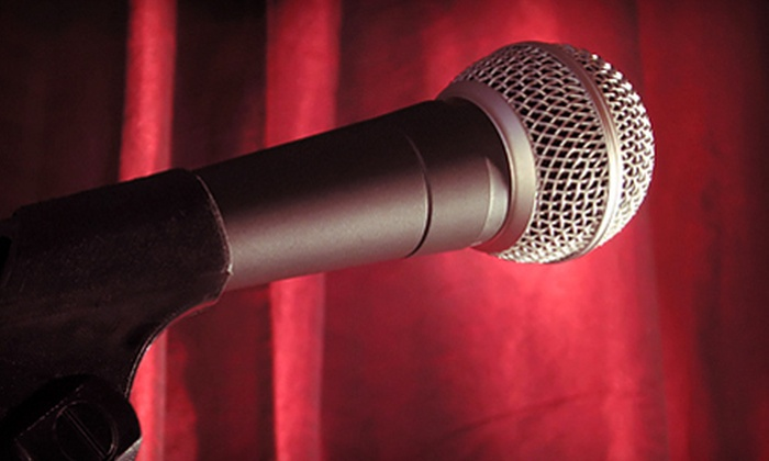 J.R.'s Comedy Club - J.R.'s Comedy Club: $15 for a Friday or Saturday Comedy Show for Two at J.R.'s Comedy Club (Up to $30 Value)