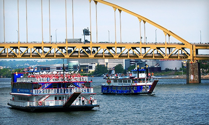 Gateway Clipper Fleet - South Shore: $10 for a One-Hour Sightseeing Tour or Good Ship Lollipop Family Cruise with Gateway Clipper Fleet (Up to a $20 Value)