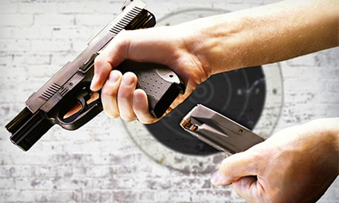 Wetmore Shooting Sports - Northeast San Antonio: Concealed-Handgun-License Course for One or Two at Wetmore Shooting Sports (Up to Half Off)