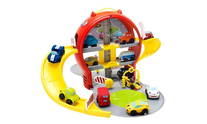 Garage giocattolo Motor Town