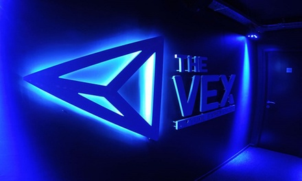 1 ou 2 heures de Social Room en semaine ou le weekend dès 19,99 € chez The Vex