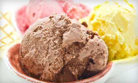 5-Punch Joyscream Card Valid for One Scoop Per Punch (a $22 value) - Jake's Ice Cream in Atlanta