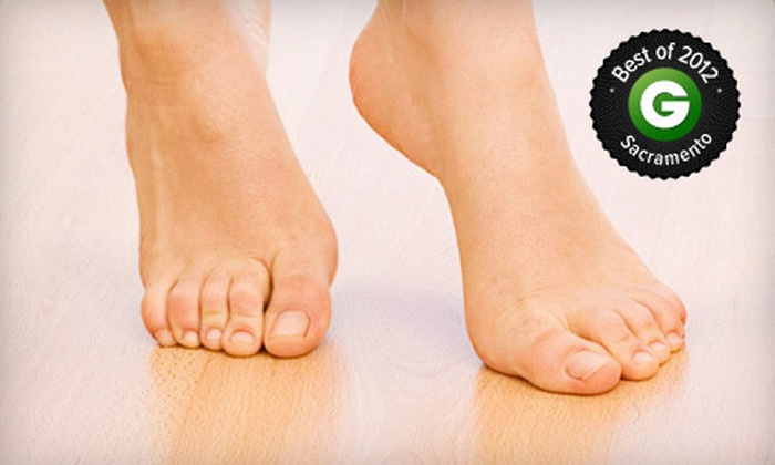 Advanced Care Foot & Ankle - Multiple Locations: Laser Toenail-Fungus Removal for One Toe, One Foot, or Both Feet at Advanced Care Foot & Ankle (Up to 74% Off)